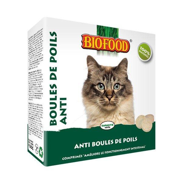 Friandises anti-boules de poils pour chat